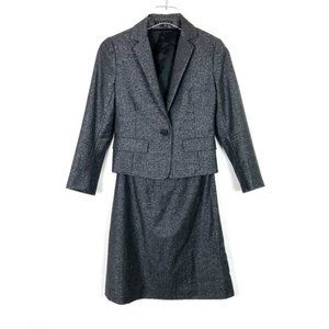 Theory Polyphonic Helvia Blazer Dress Suit Set 12